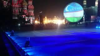 Впервые! Узбекские карнаи и сурнаи на Красной площали в Москве. Эксклюзивное видео с репетиции.