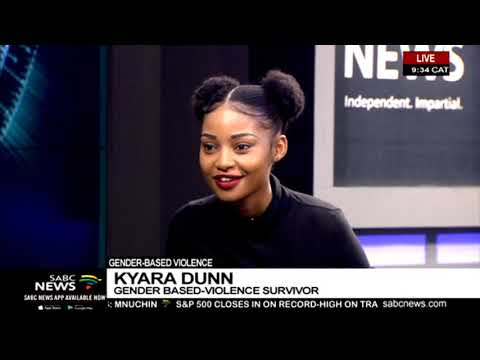 Recovering from rape and sexual trauma with Kyara Dunn