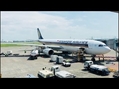 Singapore Airlines A330 Business Class seat review | Aviation Geeks