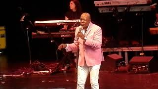 """The Legendary Peabo Bryson   """"If Ever You're In My Arms Again"""" (LIVE)"""