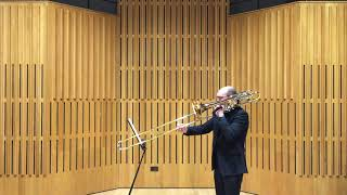 """Bass Trombone Audition Excerpts: """"Night On Bald (Bare) Mountain"""", By Modest Mussorgsky"""