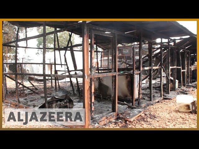 ???????? Attacks on DRC's Ebola treatment facilities threatens progress | Al Jazeera English