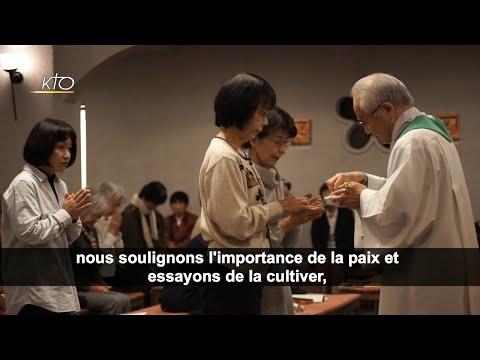 Hiroshima: l'Église de la paix