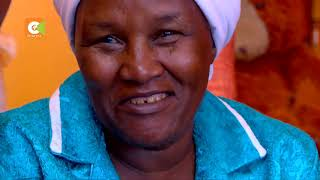 What Celina told Uhuru at Joseph Kamaru's burial