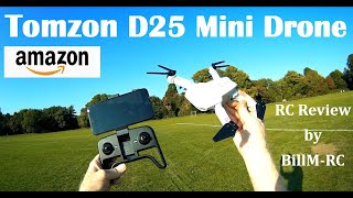 Tomzon D25 review - Watch Before You Buy