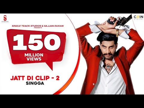 Jatt Di Clip 2 | Singga | Official Video | Western Penduz | Ditto Music | New Punjabi Songs 2019-20