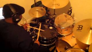 Aretha Franklin, Bob Mersey Big Band - I Told You So (Drum Cover)