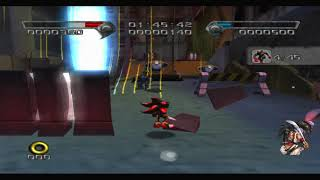 Shadow the Hedgehog HD - PS2