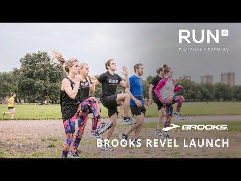 b33dd8cd351 Brooks Women s Revel White Anthracite Black Athletic Shoe