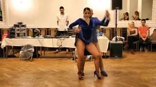ВОТ ЭТО ТАНЕЦ!!! *Ataca & La Alemana*  танцуют Цыганочку!!! Микс *2018*