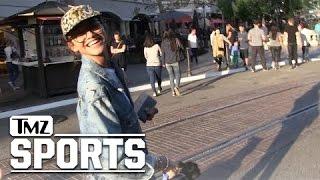 Zendaya- Odell Beckham's My Homie...Better As Friends | TMZ Sports