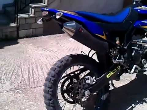 Derbi senda drd 125 r 4V 4T Greece