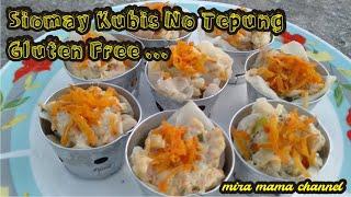 Siomay No Tepung || Gluten Free || Menu Jsr || Menu Diet
