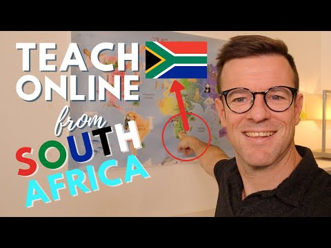 How to Teach English Online from South Africa (10+ Companies Hiring!)