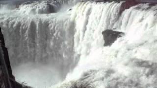 preview picture of video 'La Garganta del Diablo Waterfall'