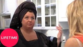 Dance Moms: Melissa Drops in on Abby (S3, E34) | Lifetime