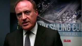 Youtube: Intervista a Maurizio Masciopinto, Forum Sailing Cup 2012