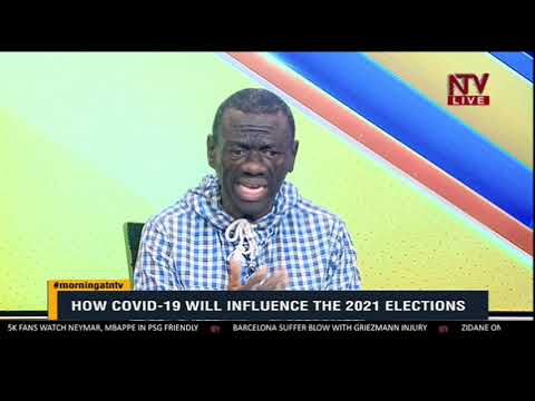 KICK STARTER: Kizza Besigye on how COVID-19 will affect the general election