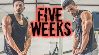The Five Week Physique | Summer Shredding Ep. 22