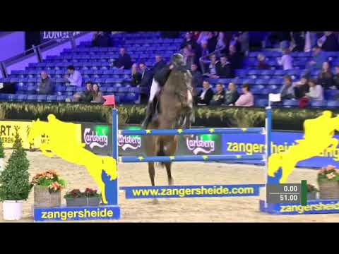 Jade S CSI J YR 140 Grand Prix Mechelen 2017