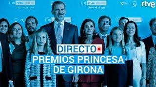 PREMIOS PRINCESA DE GIRONA 2019