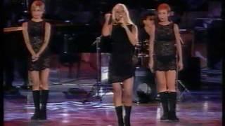 "NEGRO AZABACHE - Risas y Estrellas (tve 1) 20/09/1997 - Marta Sánchez - Álbum ""Azabache"""