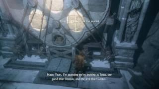Uncharted 4: JESUS piece puzzle