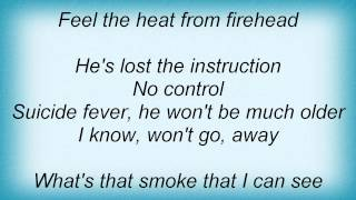 Dio - Firehead Lyrics
