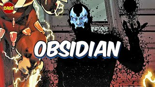 Who Is DC Comics Obsidian? Shadowy Son Of Green Lantern