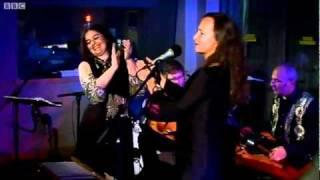 AL ANDALUZ PROJECT-Pandero (BBC SCOTLAND)