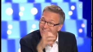"""Karim Achoui, L""""avocat à Abattre""""   On N'est Pas Couché 20 Septembre 2008 #ONPC"""