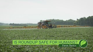 Farm Basics #1031 Is Roundup Safe For Humans (Air Date 1-7-18)