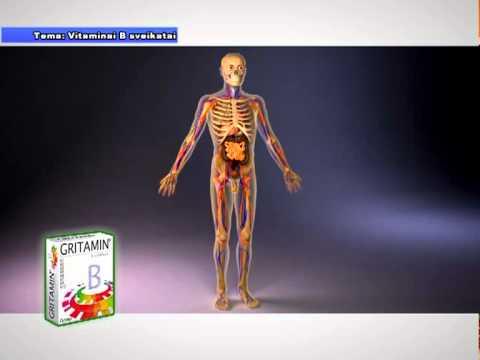 Hipertenzija kaip simptomas
