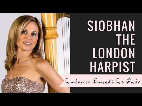 Siobhan The London Harpist Video