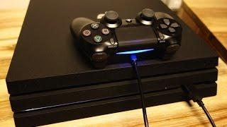 PS4 Pro im Test (Grafikvergleich PS4 und PS4 Pro, UHD, HDR, PS VR)