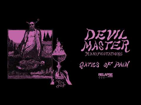 39506374306cac DEVIL MASTER video: Manifestations (Full Album Stream)