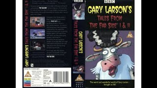 Opening To Gary Larsons Tales From The Far Side I & II UK VHS (1999)