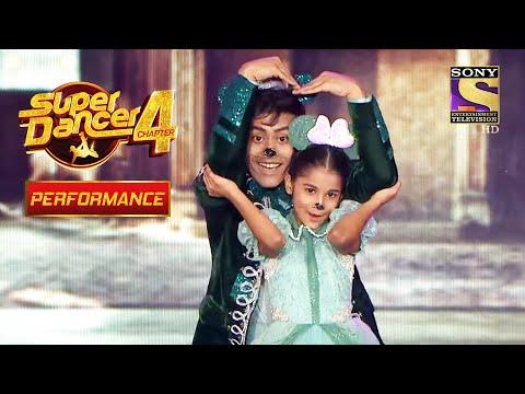 Anshika और Aryan ने दिया Flawless Performance | Super Dancer 4 | सुपर डांसर 4