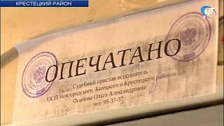 Свинокомплекс «Усть-Волмский» в Крестецком районе остался без крематория