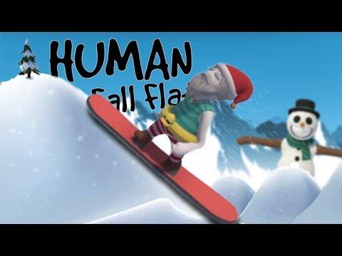 Santa Banta aur THANDI [Human Fall flat Snow Map]