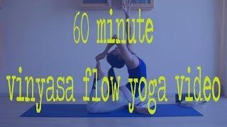 60 Minute Vinyasa Flow Yoga