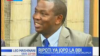 BBI: Magavana kutoka mlima Kenya wazungumzia ripoti ya BBI