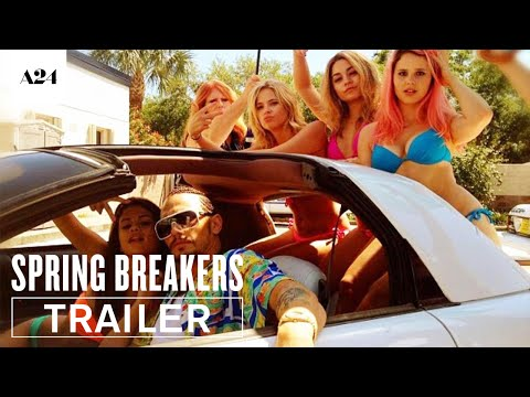Spring Breakers (2013) Official Trailer