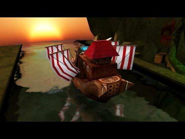Видео к игре Pirate Hero 3D