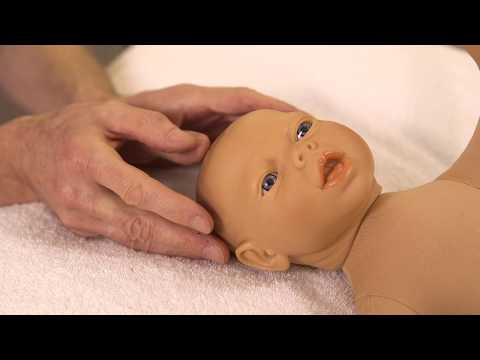 'THELISTENING TOUCH'<br />Introducing you to the gentle craniosacral therapy touch.