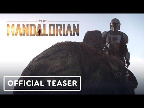The Mandalorian - Official Teaser Trailer