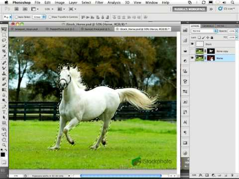 top 5 features of adobe photoshop cs5