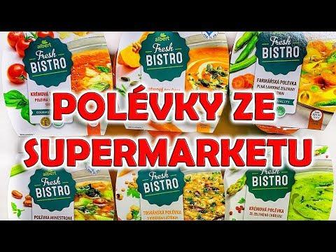 POLÉVKY ZE SUPERMARKETU ALBERT!