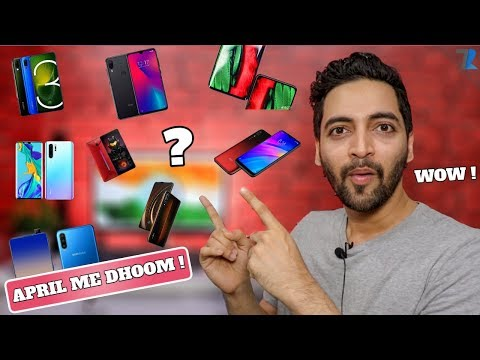 Top 8 Upcoming Smartphones To Launch in India [April 2019]
