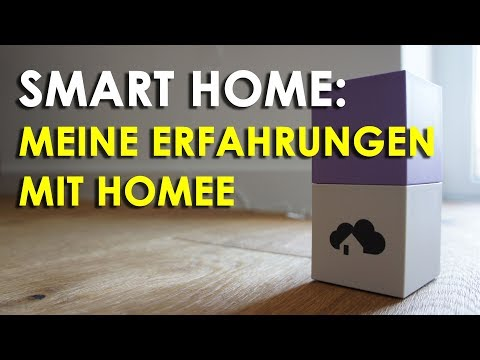 "Homee Brain Cube - ""Smart Home""-Zentrale Erfahrungsbericht"